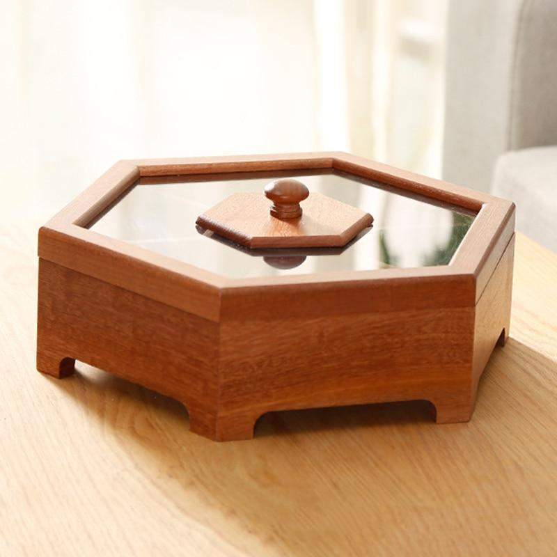 Wooden Dried Fruit Box