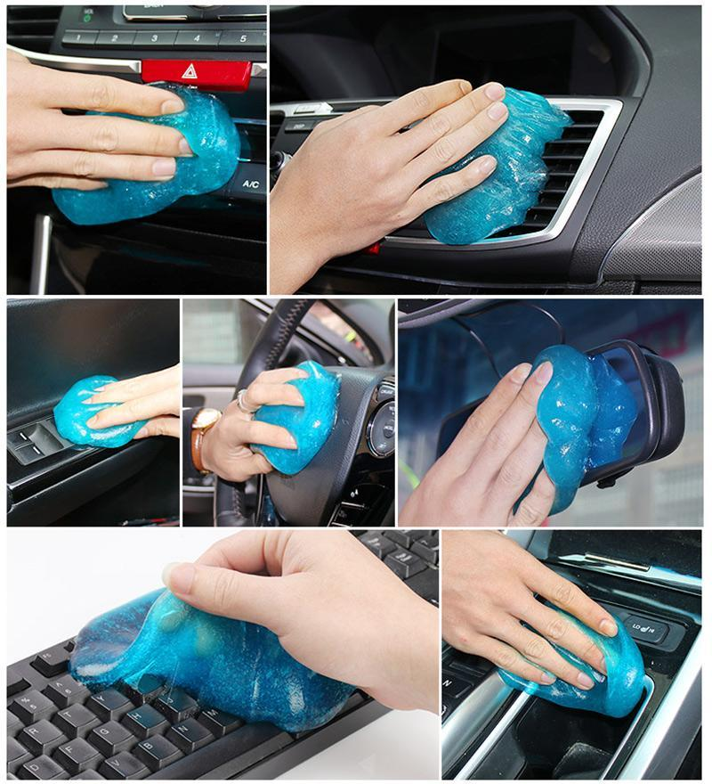 Car Interior Cleaning Gel