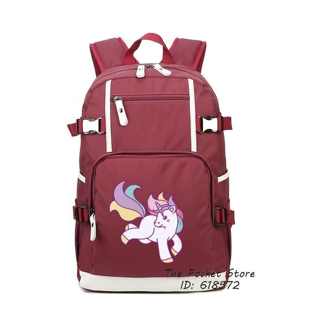 Rainbow Unicorn Backpack