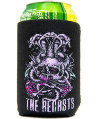 The Recasts Band - Double-Sided Koozie Design #2