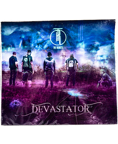 The Recasts Band - 'Devastator' CD - EP (2020)