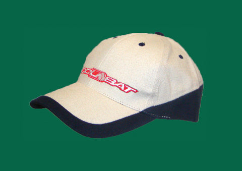 Accubat (AME Innovations, Inc) | Baseball Cap Navy/Cream