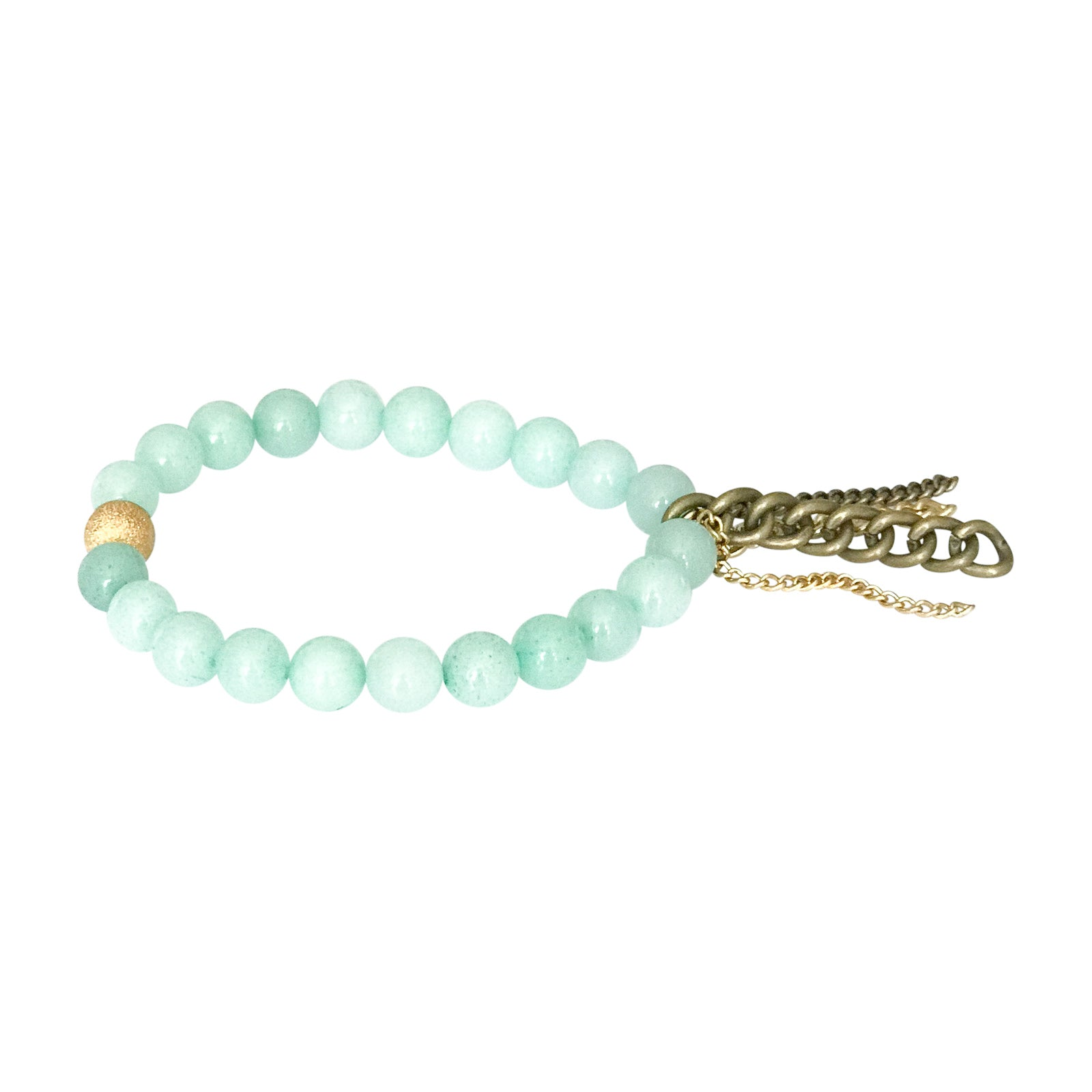 Seafoam Green Candy Jade