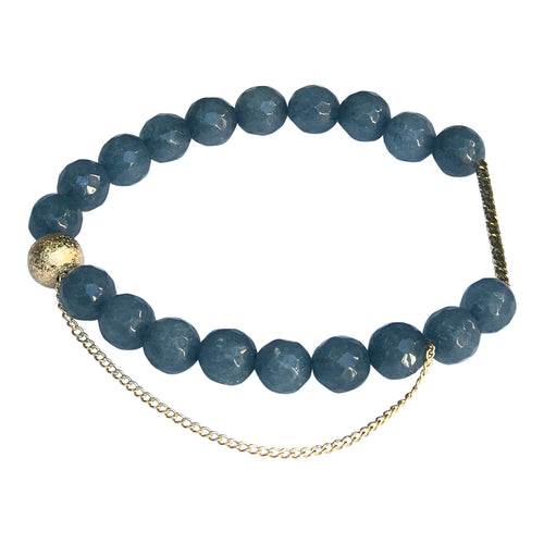 Blue Denim Candy Jade