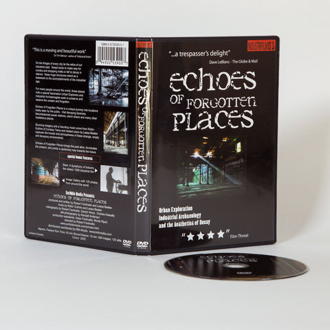 """Echoes of Forgotten Places"" (DVD)"