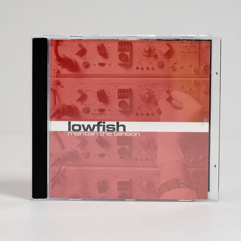 "Lowfish ""Maintain The Tension"" (CD-EP)"