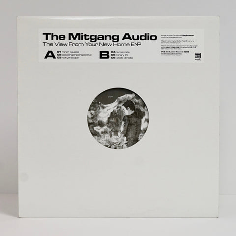 "The Mitgang Audio ""The View From Your New Home"" (vinyl EP)"