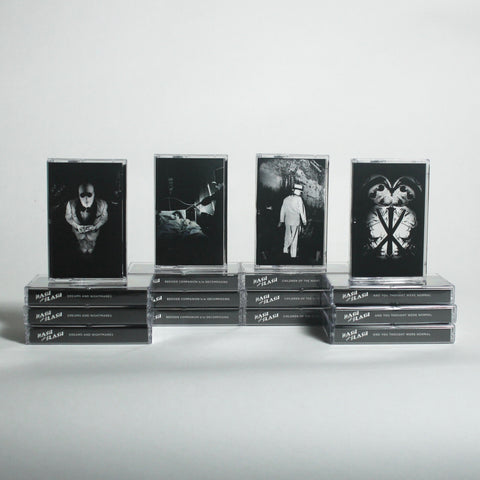 Nash The Slash: collection (cassette LPs x4)