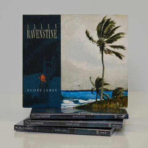 "Allen Ravenstine ""Shore Leave"" (CD-EP)"