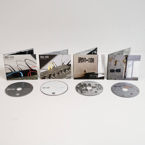 RX-101: collection (4x CD releases)