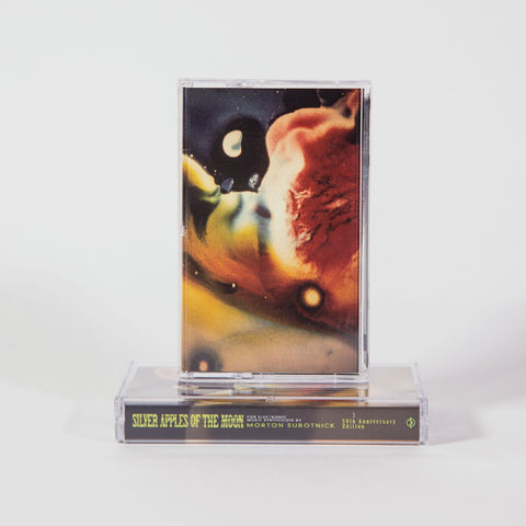 "Morton Subotnick ""Silver Apples of the Moon"" (cassette)"