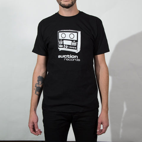Suction Records (black T-Shirt)