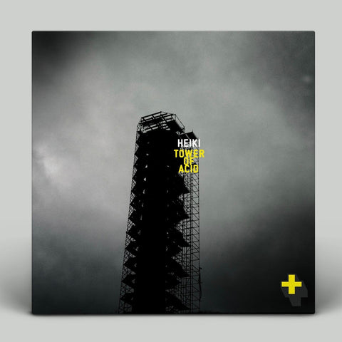 "Heiki ""Tower Of Acid"" (vinyl EP)"