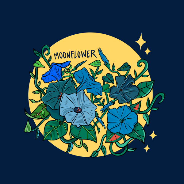 ProbCause & Cloudchord - Moonflower (Preorder - Shipping Nov/Dec 2020)