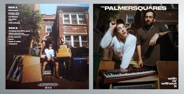 The Palmer Squares - With or Without It
