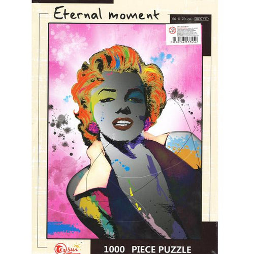 Puzzle Maryln Monroe Eternal Moment 1000pce