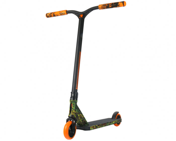 ROOT INDUSTRIES | Complete scooter | Invictus Radiant | Black/Orange/Yellow