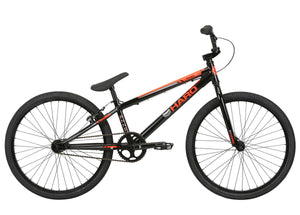 "2020 Haro Annex 24 21.75"" TT Race BMX Bike Matt Black"