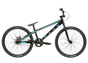 "2020 Haro Racelite Pro 24 21.75"" TT Race BMX Bike Gloss Black"