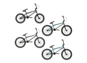 2020 HARO BIKES LEUCADIA FREESTYLE BMX BIKE SERIES