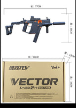 Load image into Gallery viewer, KRISS VECTOR V2 GEL BLASTER