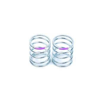 SMJ Silver Line Progressive Spring TS2.5-3.0 (Short/Purple) for TBBS