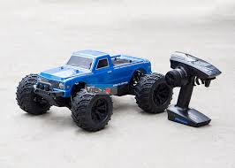 HNR MARS (H9801-M) 1/10 RTR 4WD BRUSHLESS MONSTER TRUCK