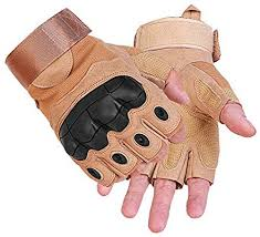 TACTICAL GLOVES (TAN)