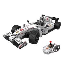 Technology Building Block F1 Racing Car RC Vehicle