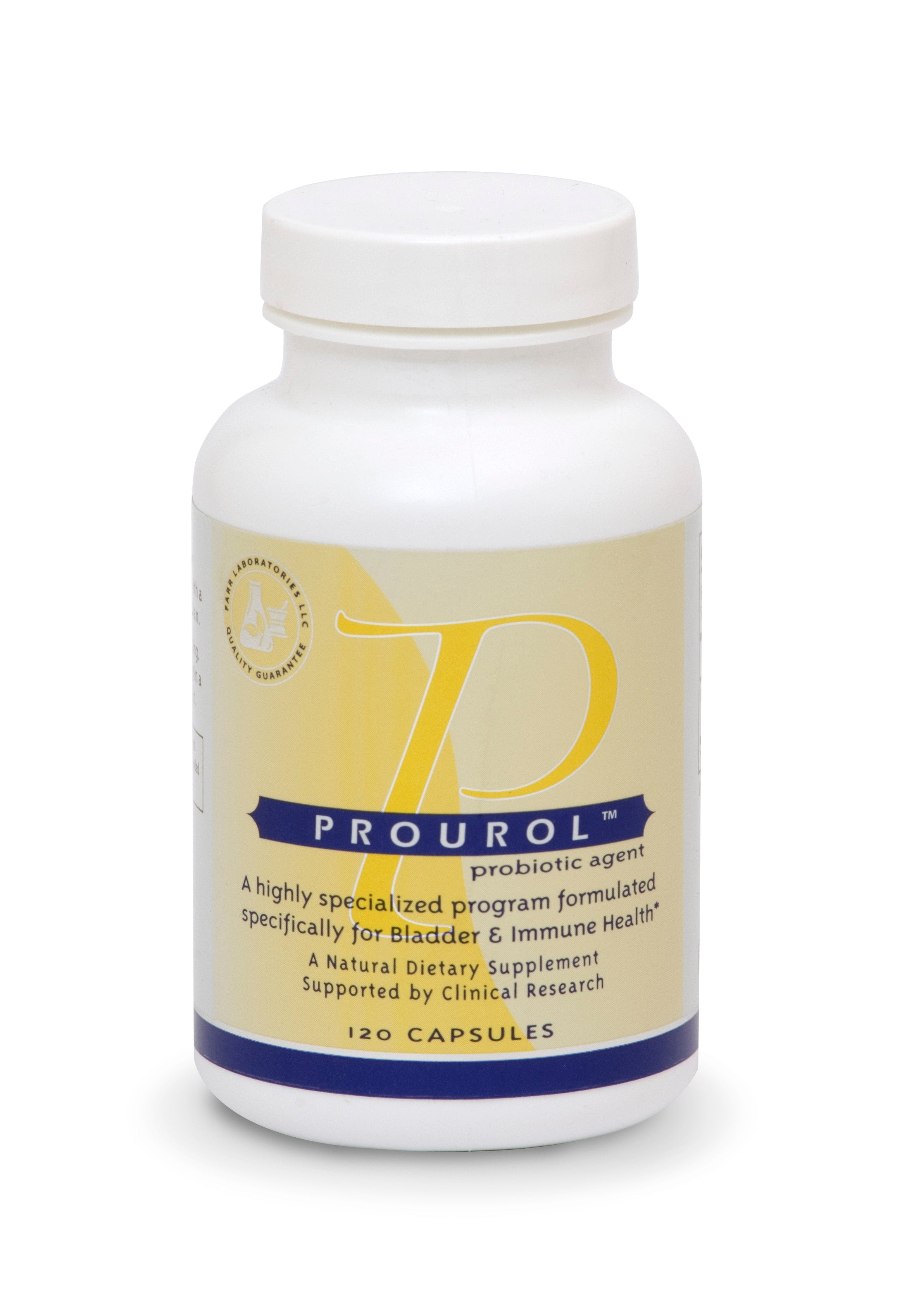 PROUROL Probiotic with D-Mannose   - 60-day Supply (2 boxes)