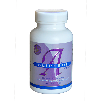 ALIPEROL - For Healthy Cholesterol Levels - 30-day Supply (1 Bottle)
