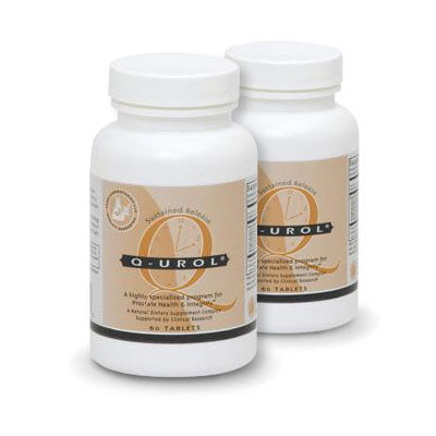 Q-UROL - 60-day supply (2 Bottles)
