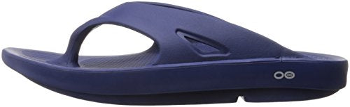 OOFOS - Unisex OOriginal - Post Exercise Active Sport Recovery Thong Sandal - BEAN Ultra