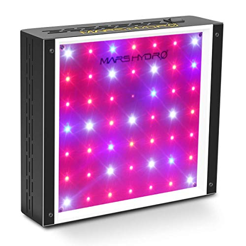 LED Grow Light 300W 600W 1200W Full Spectrum for Hydroponic Indoor Plants Growing Veg and Flower - BEAN Ultra