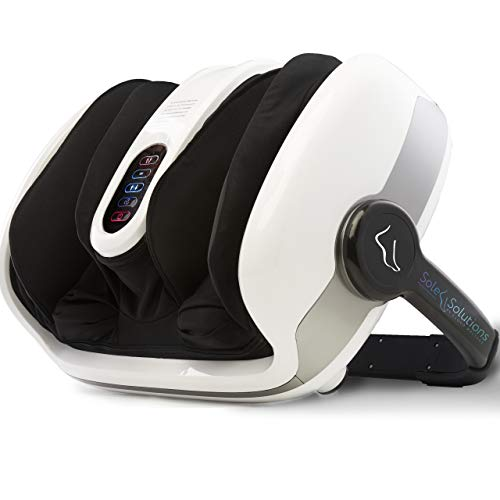Shiatsu Foot Massager Machine -Increases Blood Flow Circulation, Deep Kneading, with Heat Therapy - BEAN Ultra
