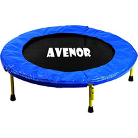 "Toddler Trampoline With Handle - 36"" Kids Trampoline With Handle - Mini Trampoline - BEAN Ultra"