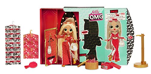L.O.L. Surprise! O.M.G. Swag Fashion Doll with 20 Surprises - BEAN Ultra