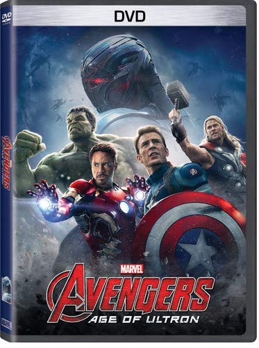 MARVEL'S AVENGERS: AGE OF ULTRON - DVD - BEAN Ultra