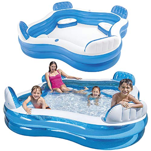 Swim Center Family Lounge Inflatable Pool, 90