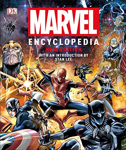 Marvel Encyclopedia, New Edition - BEAN Ultra
