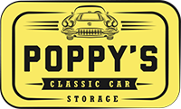 Poppy's Classic Car Storage
