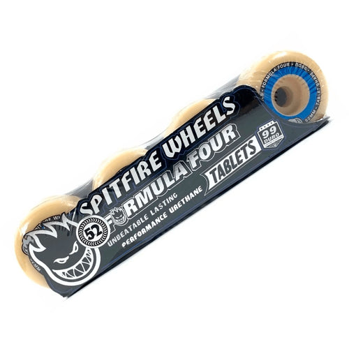 Pack 4 ruedas Spitfire® Tablets - 52 mm