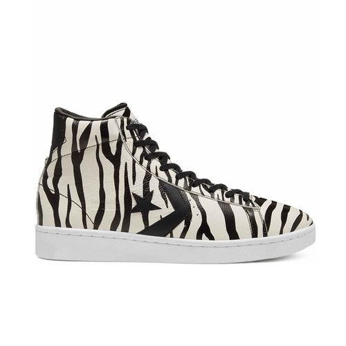 Converse Print Pro Leather Zebra