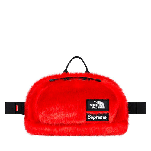 Canguro Supreme® The North Face® Red FW20
