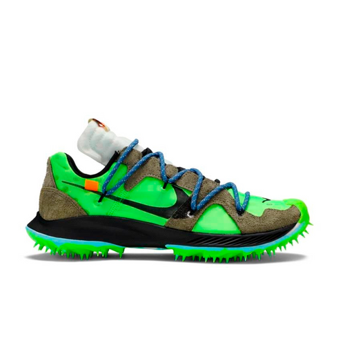 Off-White x Nike Terra Kiger Green