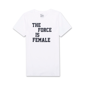 Polo Nike The Force Is Female