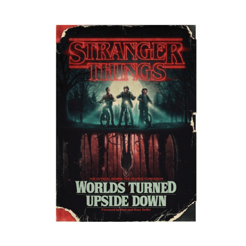 Libro Stranger Things: World Turned Upside Down