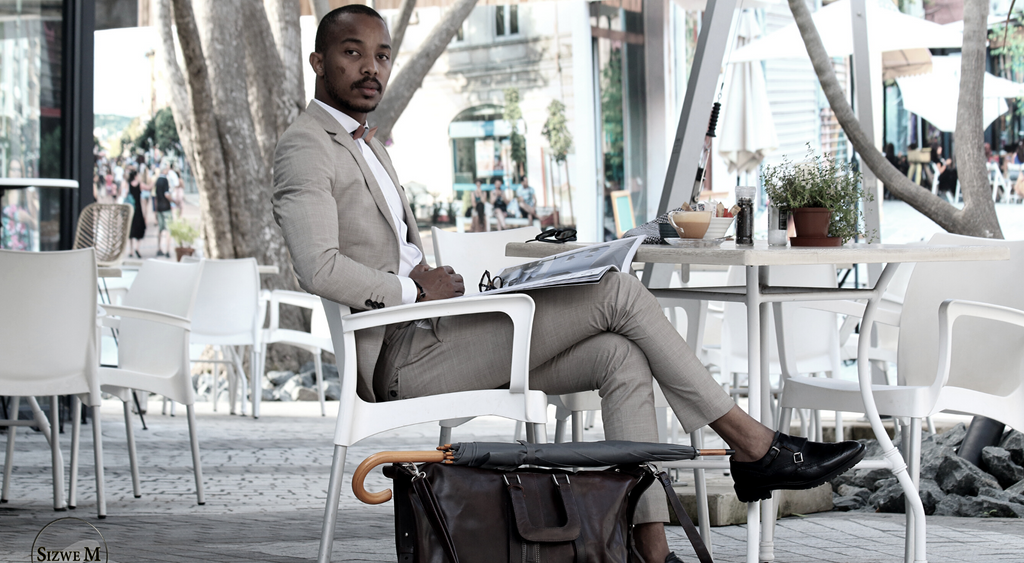 Urban style trends for men in South Africa