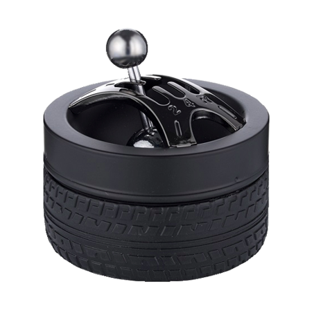Ashtray Tyres and Gears Novelty Smoker