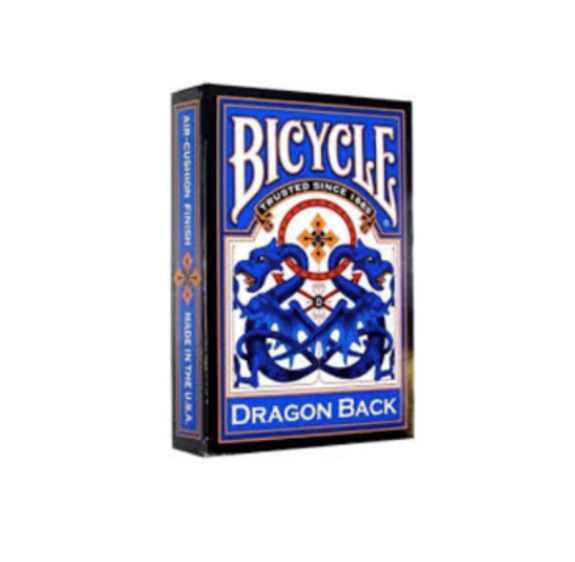 Bicycle Dragon deck of cards